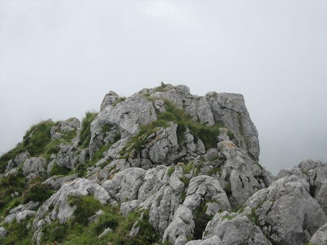 Rutas Montaña Asturias: Cima de la Fayona en el Monsacro
