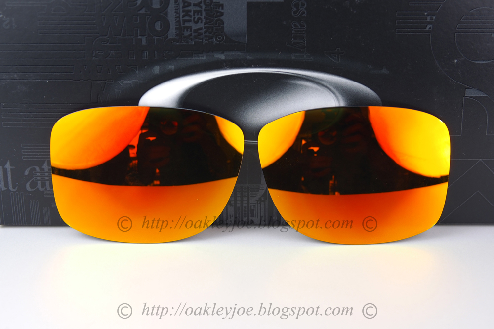991fdf1a9 fire iridium polarized $135 lens pre coated with Oakley hydrophobic nano  solution