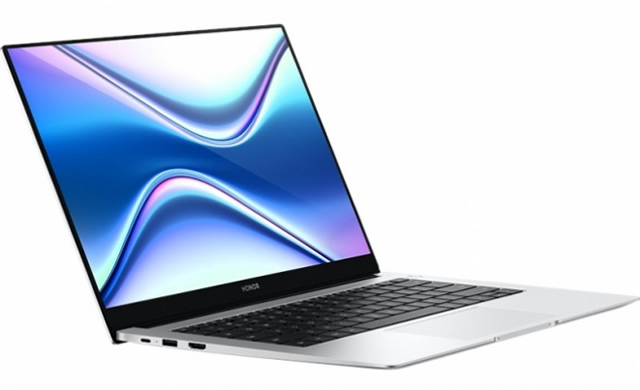Announced HONOR MagicBook X 14 and X 15 with elegant metal housing