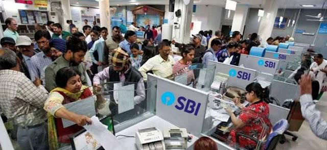 क्या स्टेट बैंक ऑफ इंडिया के कर्मचारी चिड़चिड़े और कामचोर होते हैं ।। आखिर ऐसी छवि बनाने वालों का मकसद क्या होता है ।।