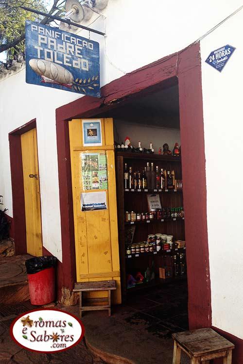 Padaria - Tiradentes