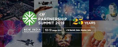 25th edition of Partnership Summit in Mumbai