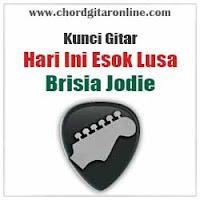 Chord Kunci Gitar Hari Ini Esok Lusa Brisia Jodie
