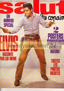 Salut Les Copins, Spécial Elvis, 1977