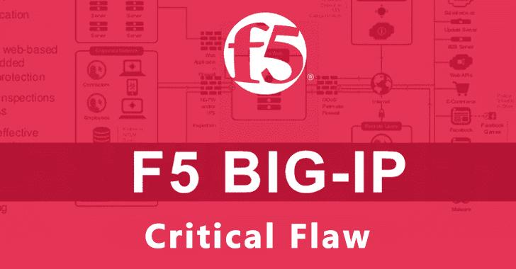 F5 BIG-IP Flaw