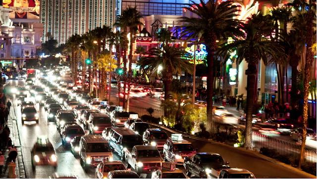 Las-Vegas-Tráfego