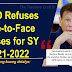 PRRD Refuses Face-to-Face Classes for SY 2021-2022
