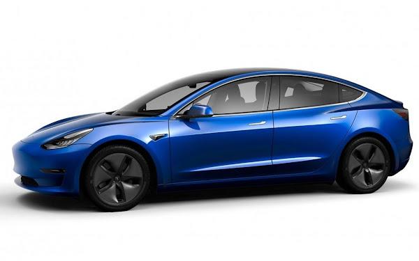 Tesla fica em 2º no ranking de qualidade da JD Power China