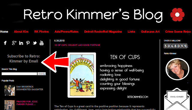7.06.2018  sc 1 st  Retro Kimmer & RETRO KIMMERu0027S BLOG: SUBSCRIBE TO RETRO KIMMER VIA EMAIL !