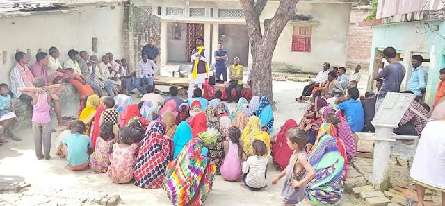 FB_IMG_1570606885256 आज 354 घोसी विधानसभा में जन चौपाल कार्यक्रम-Rajbhar IN INDIA