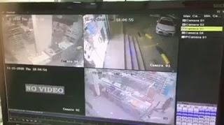 بالفيديو مقتل صيدلي في صيدلية مشهورة بجازان بعد اقتحامها