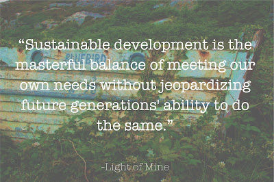 Sustainable Future Quotes