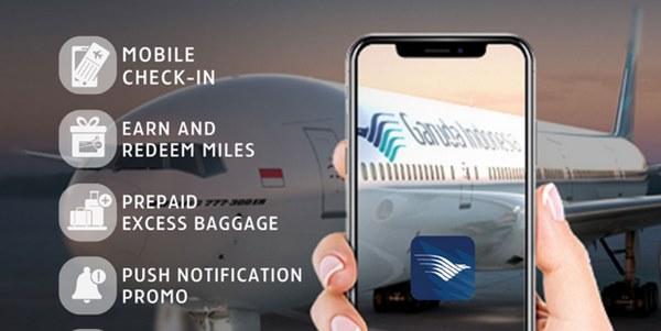 Aplikasi Booking Pesan Tiket Pesawat Murah Terpercaya garuda indonesia