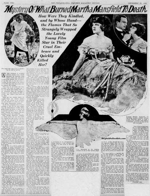 Martha Mansfield Article