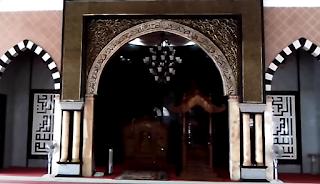 Jasa Kaligrafi Masjid, Harga Kaligrafi Masjid, Interior Kaligrafi Dinding