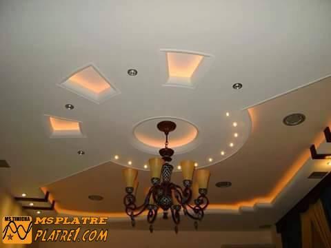 Décor faux plafond