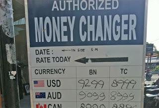 Waspada Dalam Memilih Money Changer.