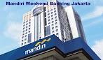 Lokasi Weekend Banking Bank Mandiri di JAKARTA