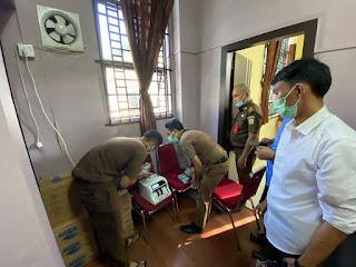 Perkara Korupsi Pengelolaan Angaran BLUD RSUD Dabo di Serahkan Ke JPU