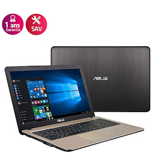 Asus PC Portable ASUS X540UA
