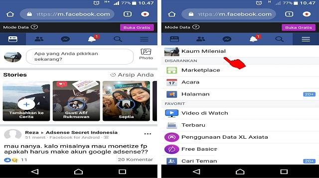 Cara Menghapus Postingan Orang Lain di Grup Facebook