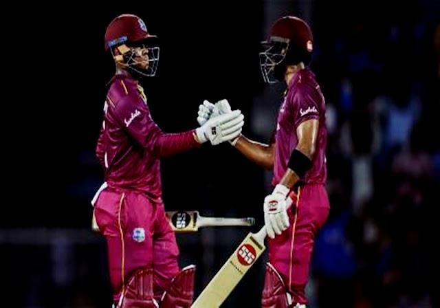 Shimran Hetmyer's batting looks easy WI Hope beats India in Chennai