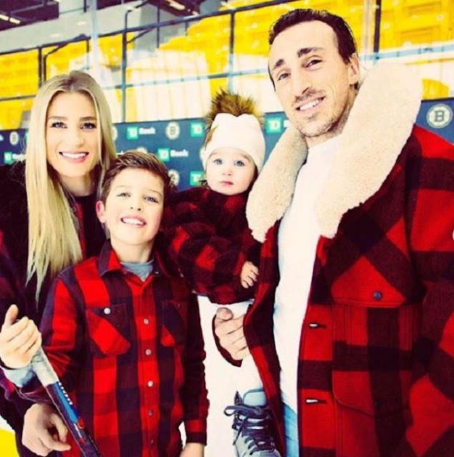 Brad Marchand S Family