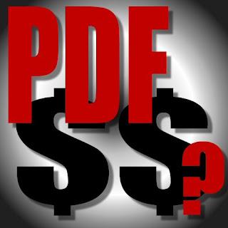 Perils of PDF Pricing