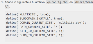 Agregue código al archivo wp-config.php y .htaccess