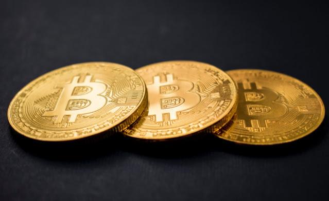 Gambar Aset Kripto Bitcoin (BTC)