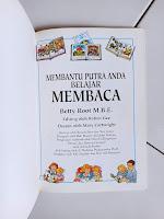1 Membantu Putra Anda Belajar Membaca