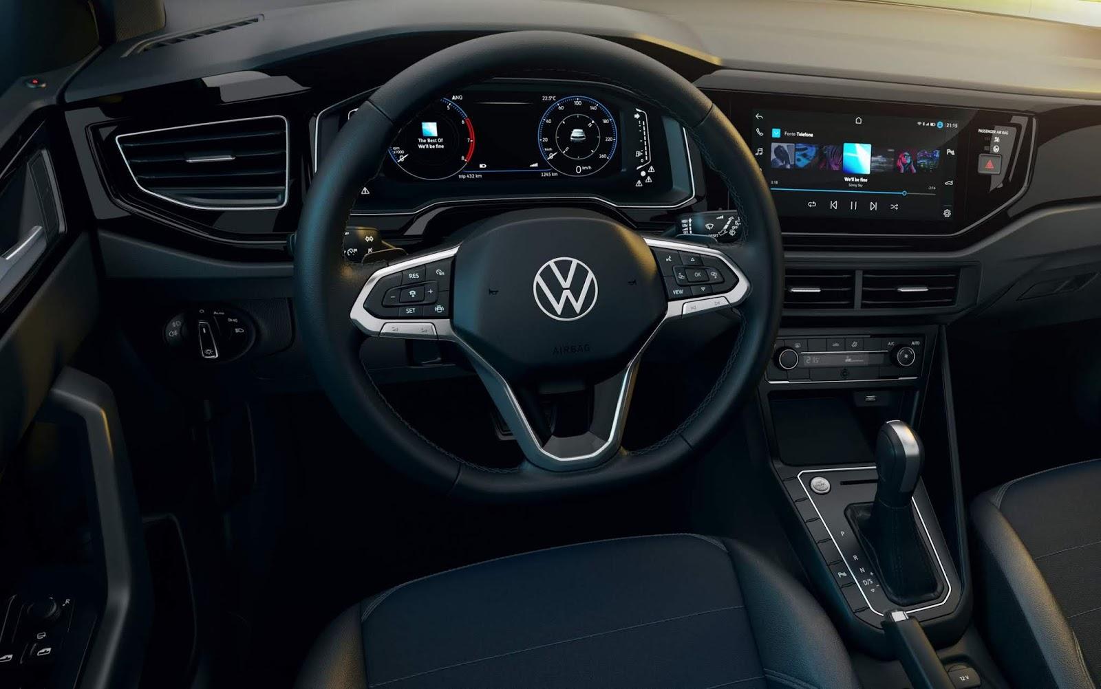 VW Nivus se torna o carro mais premiado do País em 2020