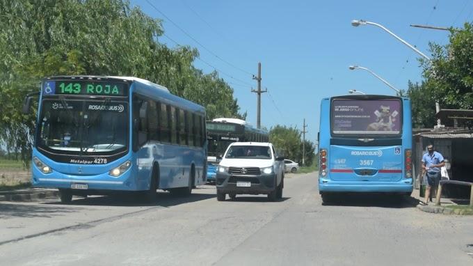 ¡Chau 143! Comenzó a circular el 35/9 Negro en Fonavi de VGG y los nuevos recorridos hacia Rosario