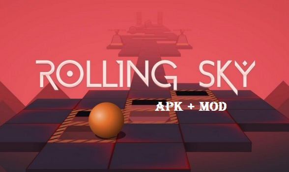 Download Rolling Sky Unlocked Mod Android Apk