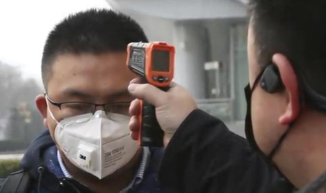 Проверка температуры тепловизором