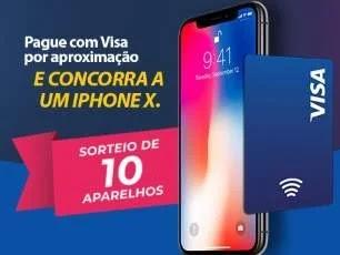Promoção Drogaria Venancio e Visa 2019 Concorra 10 iPhones X