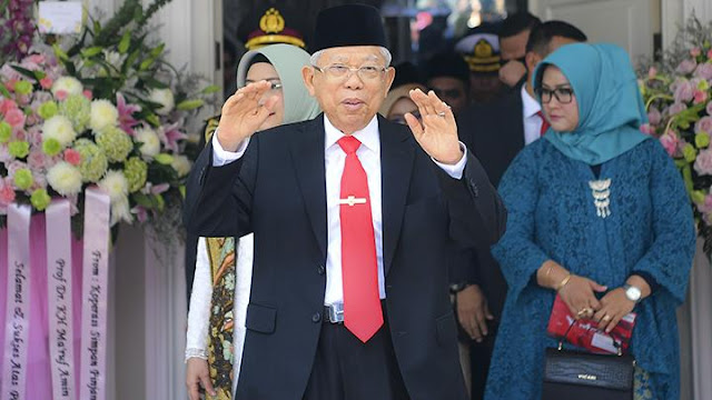 Wapres KH Ma'ruf Amin: Nabi Muhammad Jadi Teladan dalam Membangun Indonesia