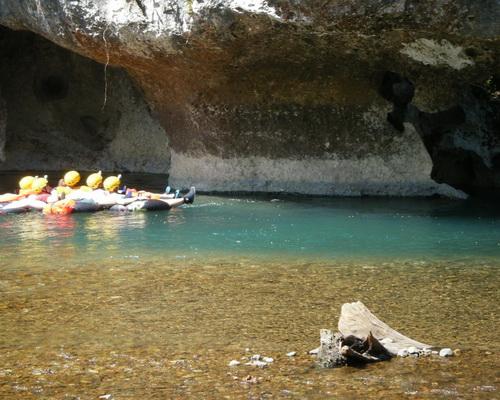 Tinuku Travel Pindul cave tubing down the exotic underground river Kalisuci Ecokarts Park in Gunung Kidul