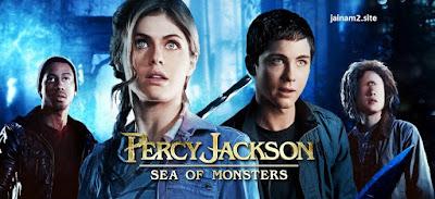 Percy Jackson Sea of Monsters 2013 Hindi Dual Audio 720p