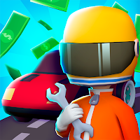Pit Crew Heroes – Idle Racing Tycoon Mod Apk