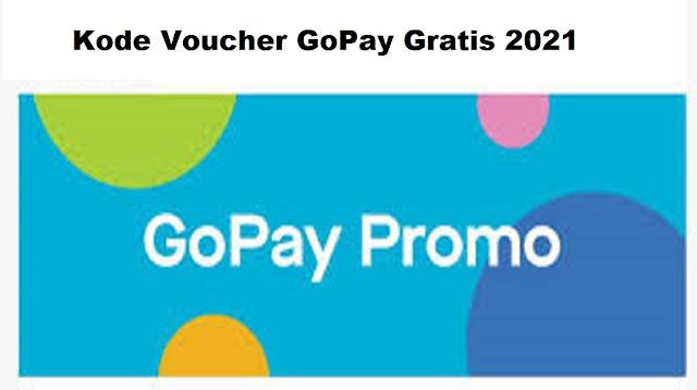 Kode Voucher GoPay Gratis
