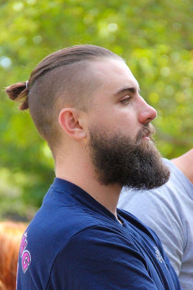 Super dulce peinados con barba Colección de estilo de color de pelo - Moda Cabellos: Peinados 2016 para hombres con la barba muy ...