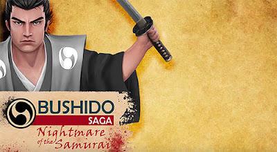 Bushido Saga 1.0.7 Mod Apk for  Android Samurai Offline RPG