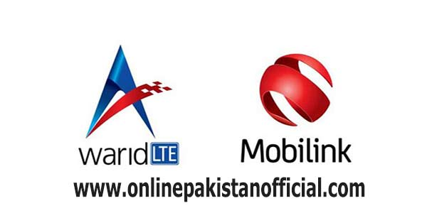 Warid Users Can Now Enjoy Mobilink's 3G Packages