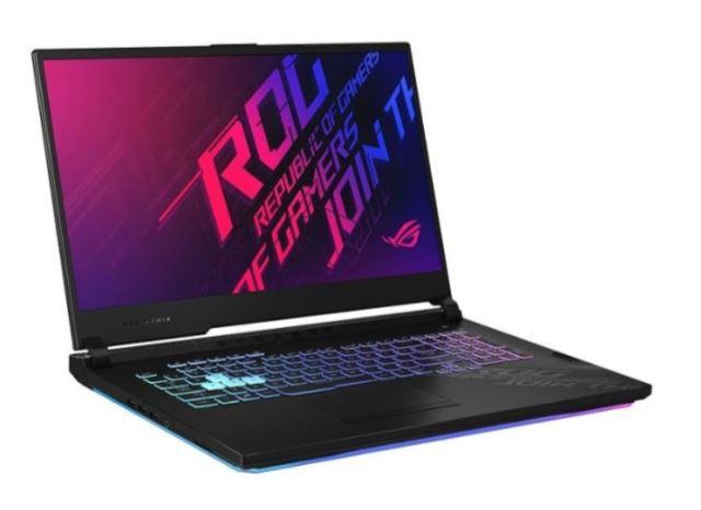 Asus ROG Strix G712LU I766B6T, Laptop 17,3 Inci Siap Libas Game eSports Modern