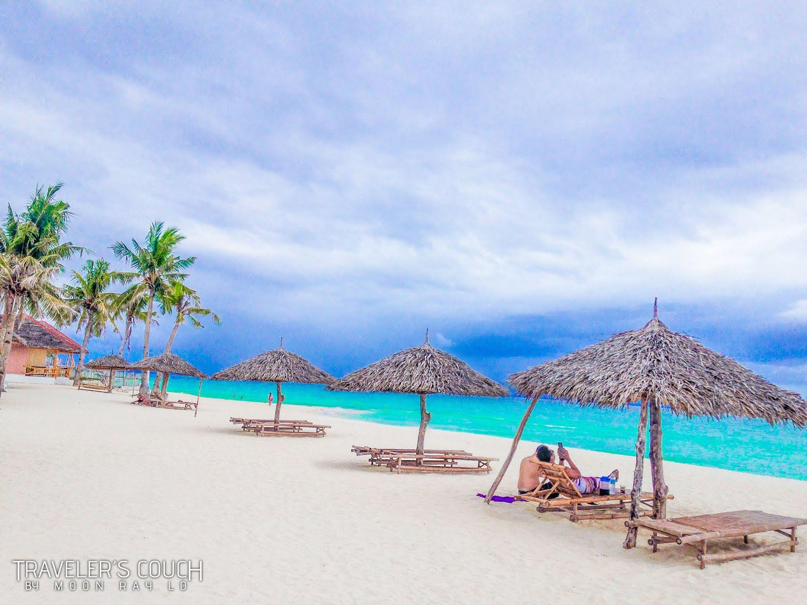sta fe beach resort bantayan island