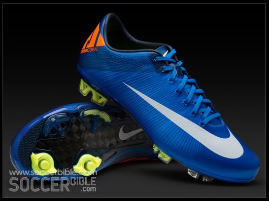 new style 6bb49 8076c discount nike football boots mercurial vapor superfly iii photo blue  platinum orange 45ca8 ea4dc