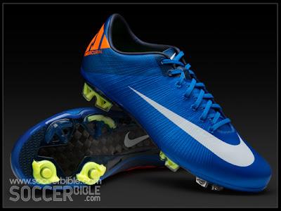 a6801941b ... discount nike football boots mercurial vapor superfly iii photo blue  platinum orange 06b96 cbb62