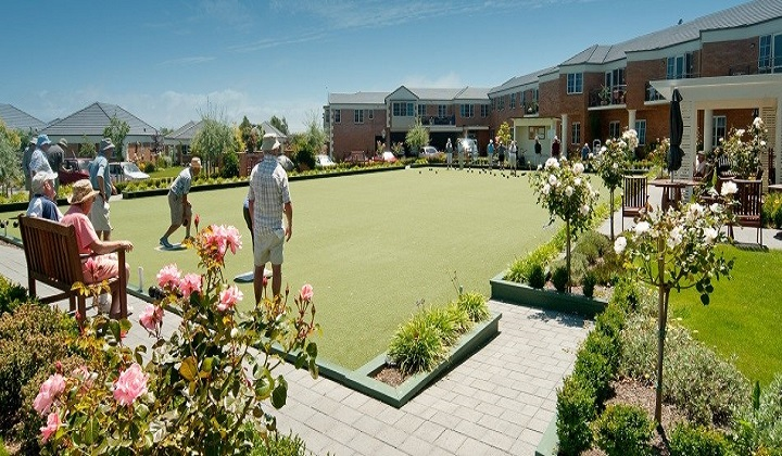 Retirement villages Pakenham