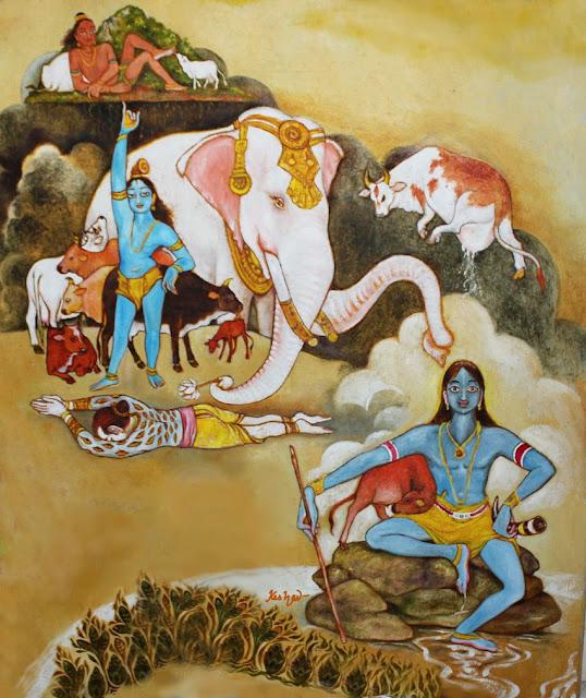 Govinda Pattabhishekam